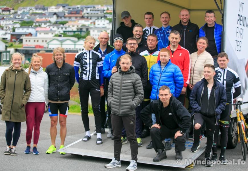 Myndir Súkkling Kring Føroyar Í Klaksvík